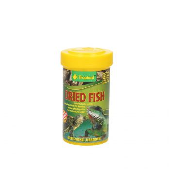 TROPICAL DRIED FISH 100ML  11173