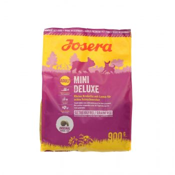 JOSERA DOG MINI DELUXE 900G