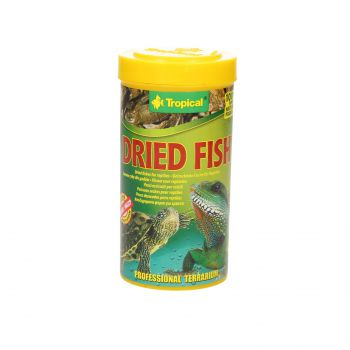 TROPICAL DRIED FISH 250 ML   11174